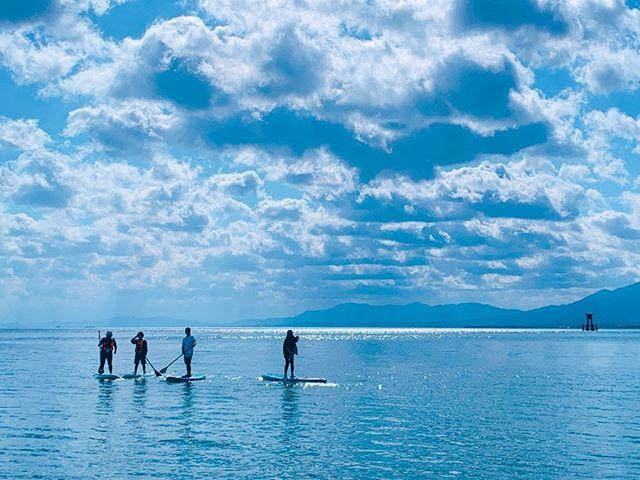 .10月下旬、少しづつ肌寒くなってきましたが…SUPやってます️この日はジェットやボートもなくびわ湖独占(^-^).その後比良げんき村で秋散策ロープジャングルジムから琵琶湖を一望--------------------琵琶湖で楽しくSUPトリップ…ランキング第1位 白ひげSUPへ--------------------.#sup #水上さんぽ #standuppaddle #滋賀 #大津市 #高島市 #白ひげsup #琵琶湖sup #琵琶湖サップ #サップ #アウトドア #しがトコ#たかp写真館 #hellootsu